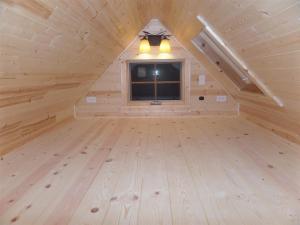 Loft After Sanding